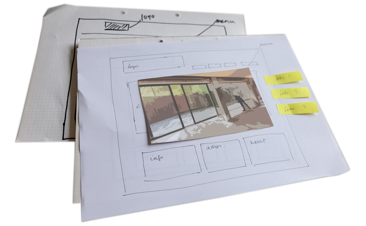 Project Projects   Webdesign, Haarlem